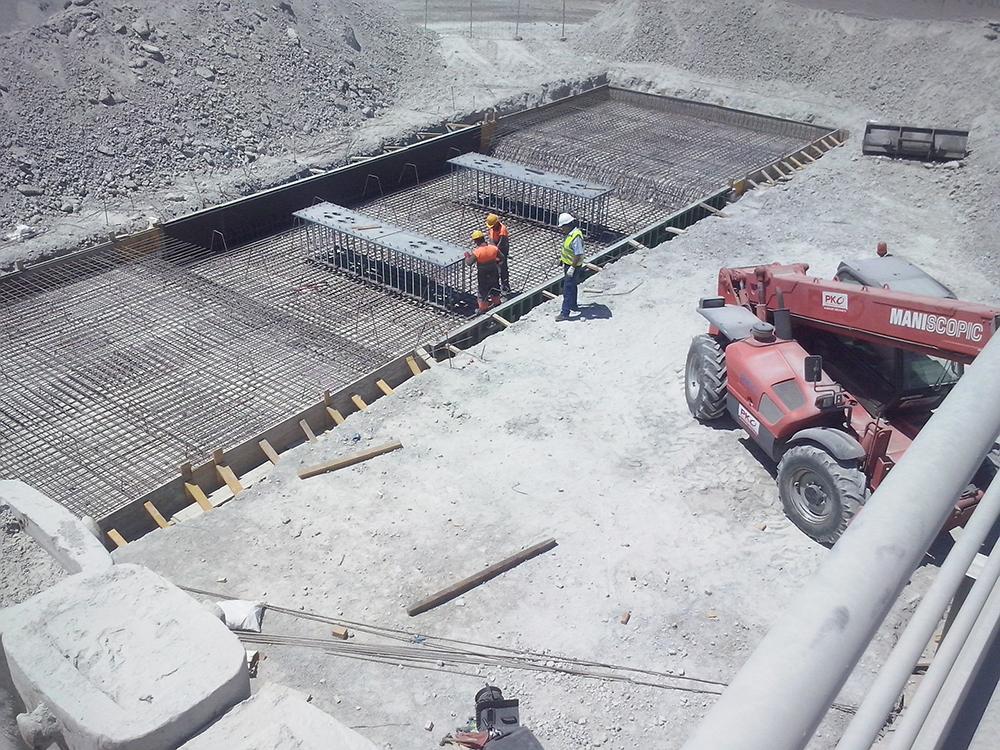 Diseño y construcción estructuras de hormigón - Edinalia