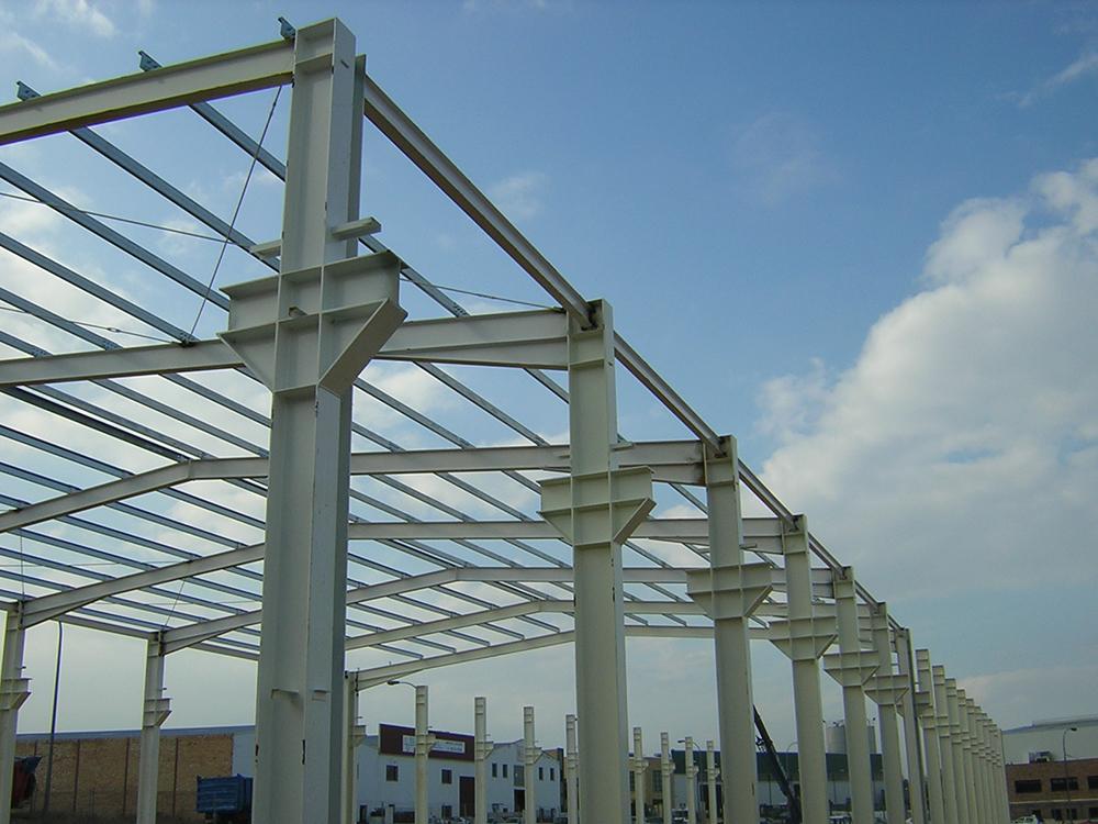 Diseño estructuras metálicas - Naves industriales