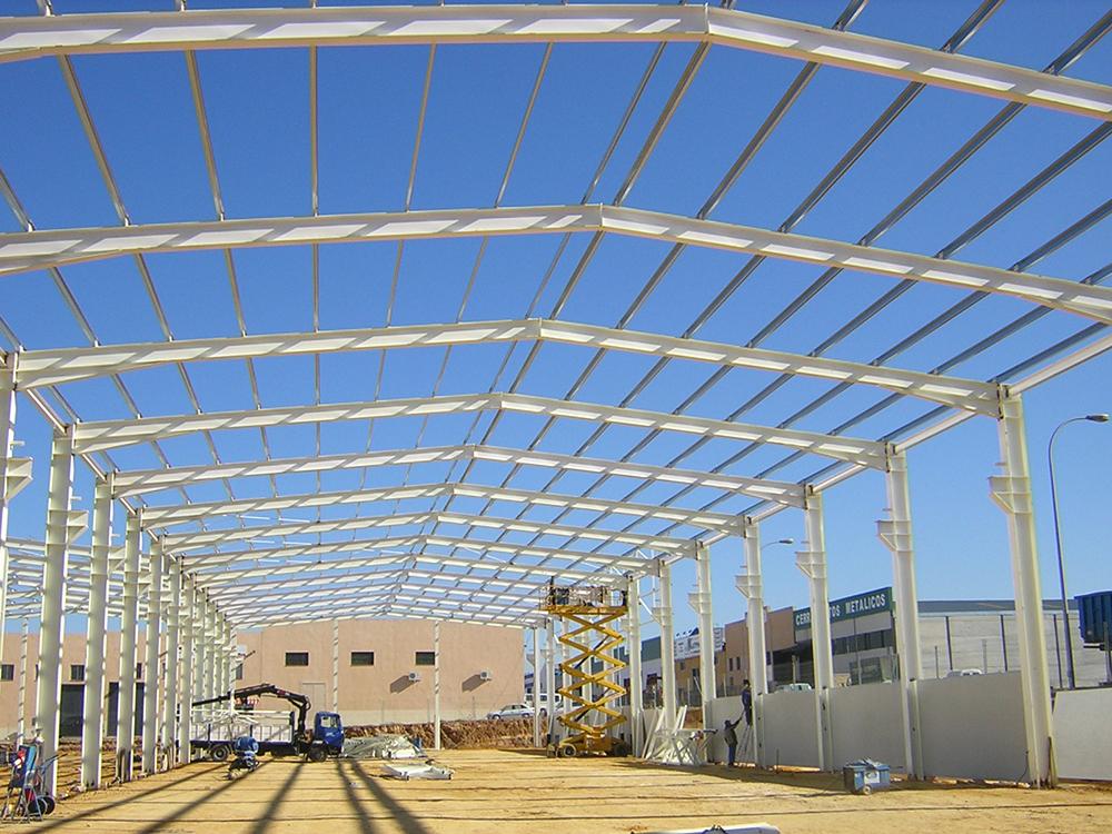 Diseño estructuras metálicas