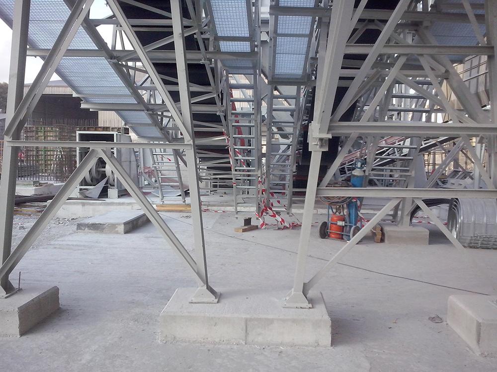 Diseño construcciones industriales - Edinalia