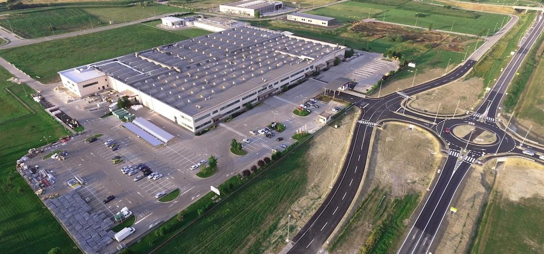 Almacenes centros logisticos, nave industrial - Edinalia